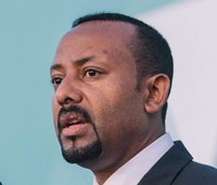 Professor Abiy Ahmed